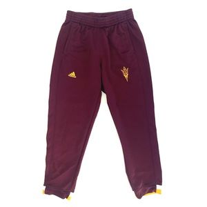 Adidas ASU Sweatpants Size Medium